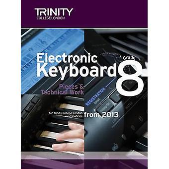 Electronic Keyboard Grade 8 - 2013 - 9780857361820 Book