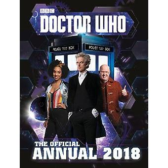 Doctor Who - Official Annual 2018 - 9781405930000 Book
