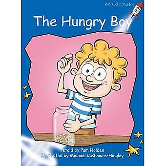 The Hungry Boy by Pam Holden - Michael Cashmore-Hingley - 97817765406