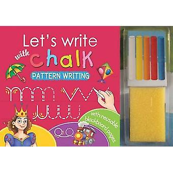 Let's Write with Chalk - Pattern Writing by Sterling Publishers - 9788