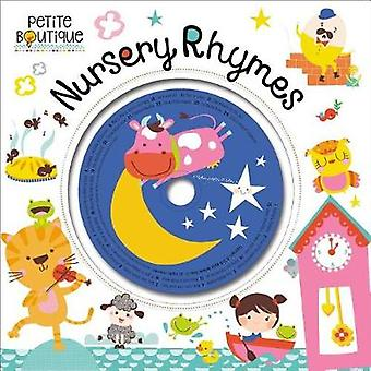 Petite Boutique Nursery Rhymes by Thomas Nelson - 9781786921192 Book
