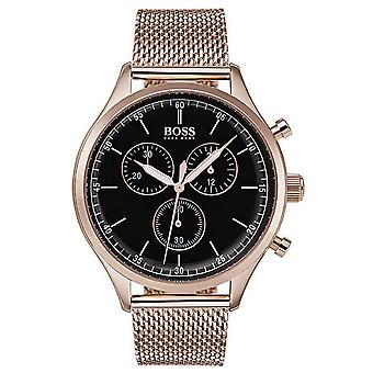 Hugo Boss Hb1513548 Companion Chronograaf Heren Horloge 42 Mm