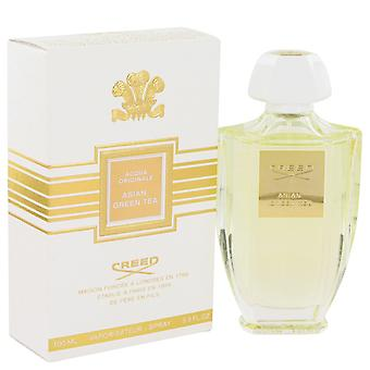 Asian Green Tea by Creed Eau De Parfum Spray 3.3 oz / 100 ml (Women)