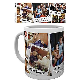 Friends Polaroids Boxed Drinking Mug