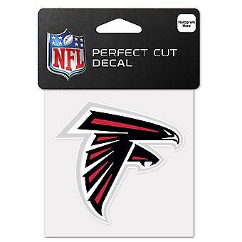 Wincraft деколь 10x10cm - Атланта Фалконс NFL