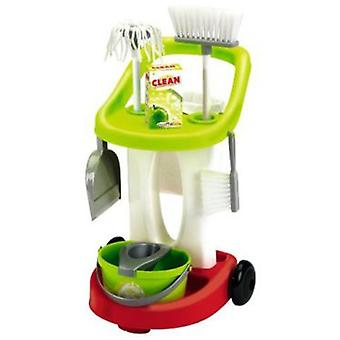 Smoby Cleaning Cart