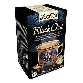 Yogi Tea Chai Black Tea Infusion 17 Bags (Dietetics and nutrition , Herbalist's , Teas)