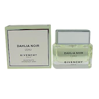 Givenchy Dahlia Noir L'Eau for Women 1.7 oz EDT Spray