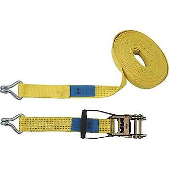Double strap Low lashing capacity (single/direct)=2500 null (L x W) 8 m x 50 mm Petex