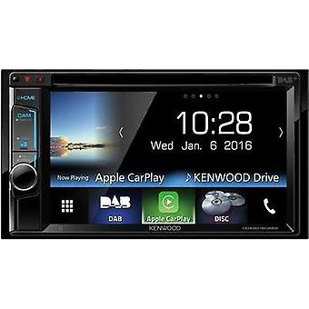 Double DIN monitor receiver Kenwood DDX8016DABS DAB+ tuner, AppRadio, Bluetoot