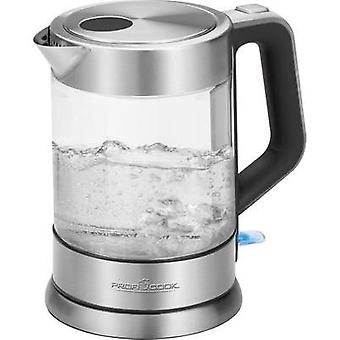 Kettle cordless Profi Cook PC-WKS 1107 G Glass, Stainless steel