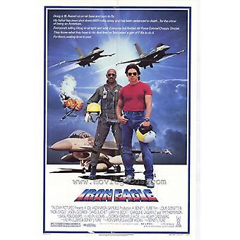 Iron Eagle Movie Poster Print (27 x 40)