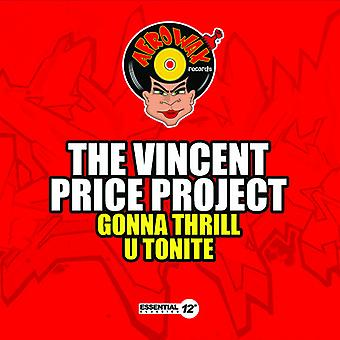Vincent Price - Gonna Thrill U Tonite USA import