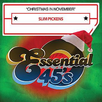 Slim Pickens - Christmas in November USA import