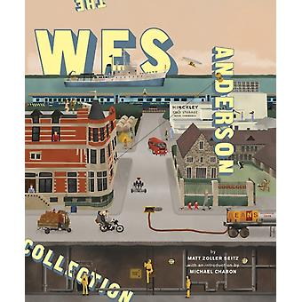 The Wes Anderson Collection (Hardcover) by Seitz Matt Zoller Anderson Wes Anderson Eric