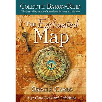 The Enchanted Map Oracle Cards (Cards) by Baron-Reid Colette