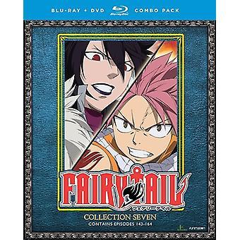 Fairy Tail: Samling sju [Blu-ray] USA import