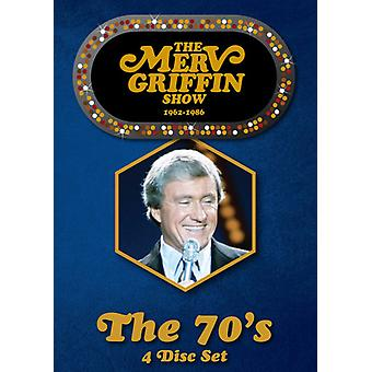 Merv Griffin: Bedste af 70s [DVD] USA importerer