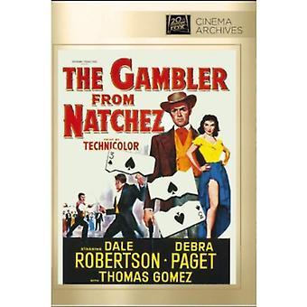 Gambler From Natchez [DVD] USA import
