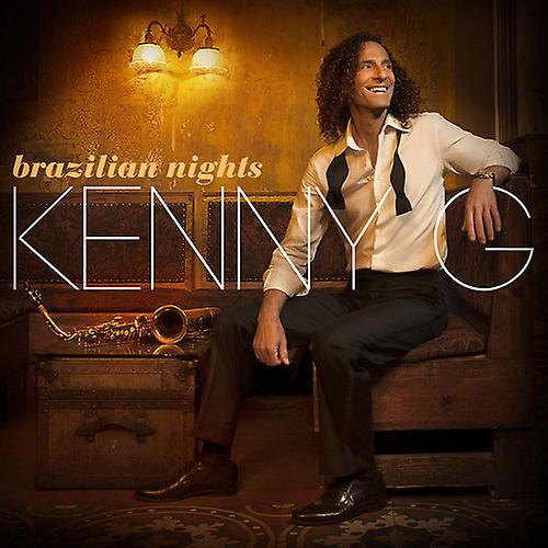 Kenny G - Braziliaanse nachten [CD] USA import