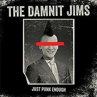 Damnit Jims - bare Punk nok [Vinyl] USA import
