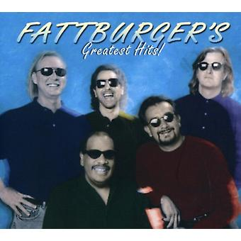 Fattburger - Greatest Hits [CD] USA import