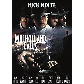 Mulholland Falls [DVD] USA import