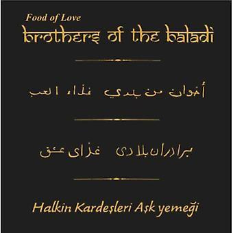 Brødre af Baladi - Food of Love [CD] USA import