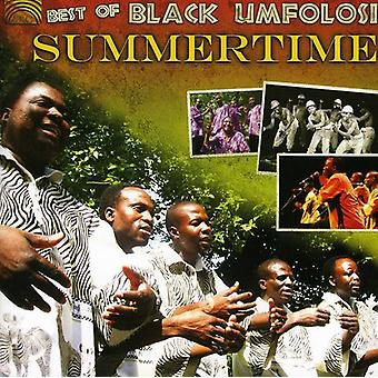 Black Umfolosi - Best of Black Umfolosi: Summertime [CD] USA import