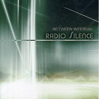 Mellem Interval - Radio tavshed [CD] USA importerer