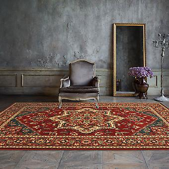 Royal Kashqai Rugs 4354 300 In Red