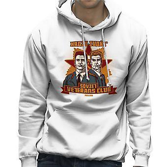 Krazy Ivans Ivan Drago Ivan Danko Dolph Lundgren Arnold Schwarzenegger mænd hættetrøje