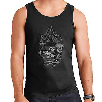 Admiral Adama Battlestar Galactica So Say We All Men's Vest