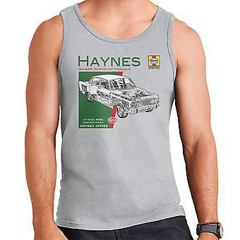 Haynes właścicieli warsztaty Podręcznik 0025 Forda Zodiac męską kamizelką
