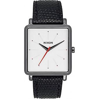 Nixon The K Squared Watch - Gunmetal