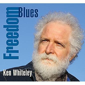 Ken Whiteley - frihed Blues [CD] USA import