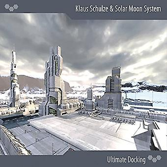 Klaus Schulze & Solar Moon System - ultimative Docking [CD] USA importerer