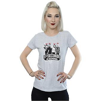 5 Seconds of Summer Women's Band  Crowns T-Shirt