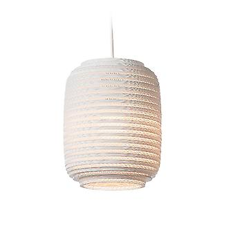 Graypants White Ausi Pendant Light 8