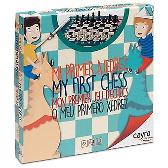 Cayro My First Chess (Spielzeuge , Brettspiele , Traditionell)