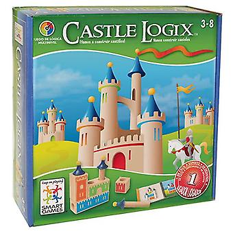 Smart Games Castle Logix (Toys , Boardgames , Logic And Ingenuity)
