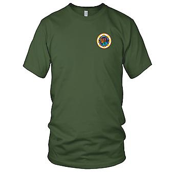 NASA - SP-232 NASA Space Environments And Effects Embroidered Patch - Mens T Shirt