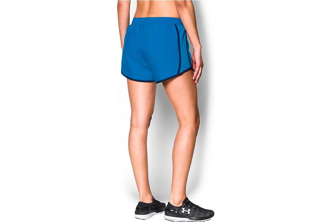 Under Armour Fly By Short 3'' 1297125-437 Womens shorts