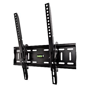 Yousave Accessories Slim Compact Tilting TV Wall Bracket