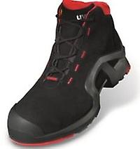 Uvex 85172 Size 3 Safety Boots S3 SRC 100% Metal-Free Airport Safe ESD Rated