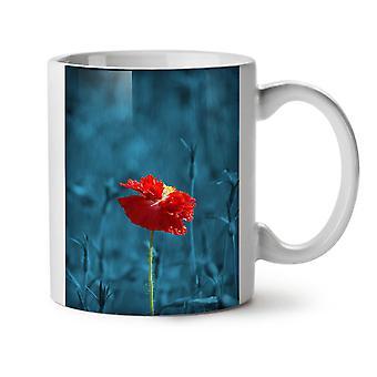 Flowers Photo NEW White Tea Coffee Ceramic Mug 11 oz | Wellcoda