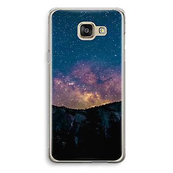 Samsung Galaxy A5 (2016) Transparent Case (Soft) - Travel to space