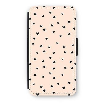 iPod Touch 6 Flip Case - Little cats