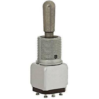 Toggle switch 125 V AC 5 A 2 x On/On Honeywell 12T