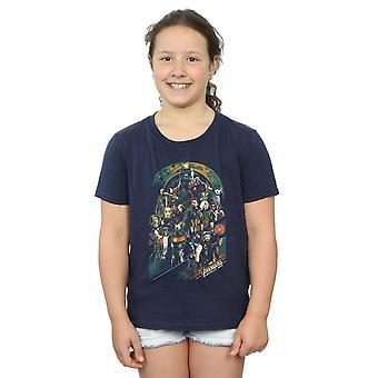 Marvel Girls Avengers Infinity War Team T-Shirt